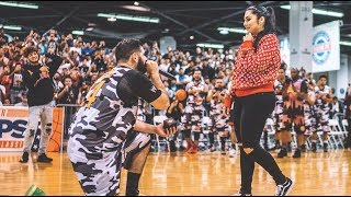 Download I PROPOSED TO MY GIRLFRIEND AT SNEAKERCON. *Emotional* Video