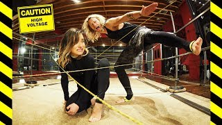 Download ELECTRIC SHOCK PRISON with Chachi Gonzales! Video
