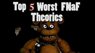 Download Five Nights at Freddy's: Top 5 Worst Theories Video