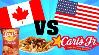 Download Top 10 Differences Between Canada And America Video