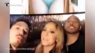Download mariah carey in secret relationship with her partner bryan tanaka Video