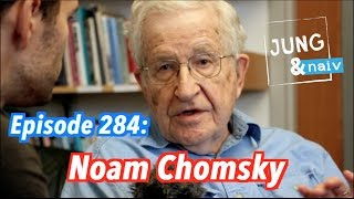 Download Noam Chomsky: The Alien perspective on humanity - Jung & Naiv: Episode 284 Video