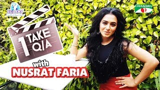 Download 1 TAKE Q/A with Nusrat Faria   Shafi Ahmed   Channel i TV Video
