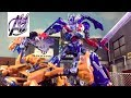 Download Transformers The Last Knight - Optimus Prime vs Bumblebee [Stop Motion] Video