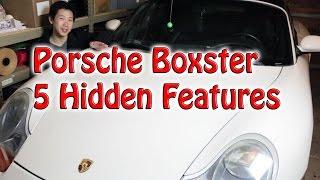 Download Porsche Boxster 5 Hidden Features | BeatTheBush Video