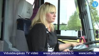 Download Nejauši iemācīts arods pārtop iemīļotā darbā; sieviete – autobusu vadītāja un instruktore Video