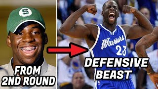 Download From 2nd Round Pick to ALL NBA DEFENSIVE SUPERSTAR! The Draymond Green Story Video