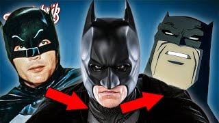 Download Die 7 verrücktesten & besten BATMAN-Filme! | BATMAN v SUPERMAN-Special Video