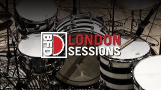 Download BFD London Sessions expansion pack Video