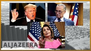 Download 🇺🇸 US shutdown: No end in sight for border wall deadlock   Al Jazeera English Video