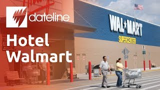 Download Meet the Homeless Americans Living in Walmart Parking Lots Video
