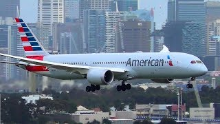 Download Which Airline Lands The Boeing 787 Dreamliner The BEST? | Sydney Airport Plane Spotting Video