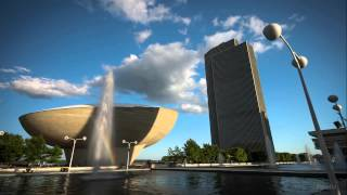 Download Albany, New York - Time Lapse - A Small Glimpse Of Summer. Video