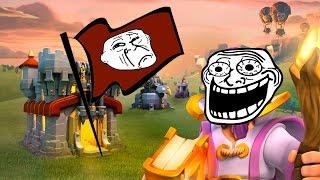 Download Trolleo a una Aldea troll de TH11 | Trolleadas | Clash of Clans Video
