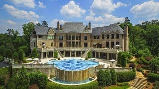 Download One of the Most Compelling Estates in Atlanta, Georgia Video