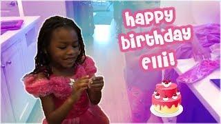 Download Fun Sisters Birthday Morning Routine! Brushing Teeth, Washing, Breakfast Food LIVE Video