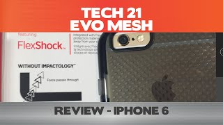 Download Crumple it in your hand? Tech 21 Evo Mesh Review - iPhone 6 Video