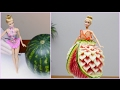 Download BARBIE WATERMELON DRESS By J Pereira Art Carving Video