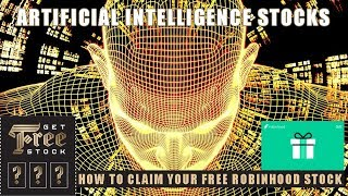 Download CLAIMING UR FREE ROBINHOOD STOCKS PROOF VIDEO - PLUS SMART STOCKS POWERED BY ARTIFICIAL INTELLIGENCE Video