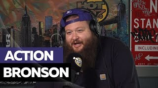 Download Action Bronson On Running From Bears In Heels, Feeding Sade & Opens Up On Prodigy Video