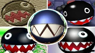 Download Evolution of Chain Chomp Minigames in Mario Party (1999-2017) Video