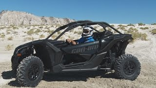Download Can-Am Maverick XDS Review Video