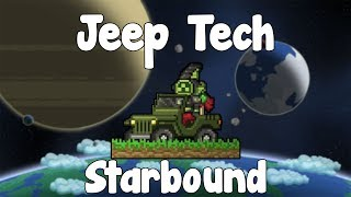 Download Jeep Tech - Starbound Guide - Gullofdoom - Guide/Tutorial - BETA Video