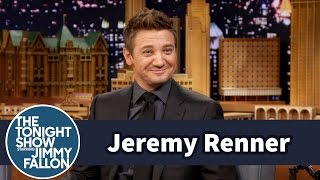 Download Jeremy Renner's Haircut History Video