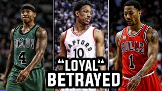 Download 6 NBA Stars Who were BETRAYED by their NBA Franchise Video