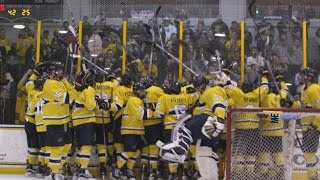 Download Merrimack Hockey vs. UNH Playoff Series All-Access Video
