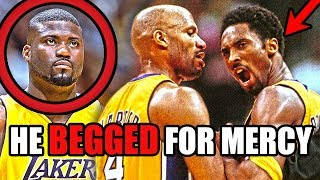 Download This NBA Star TRASH TALKED Kobe Bryant And BEGGED For Mercy Video