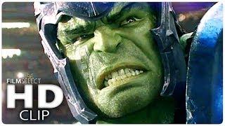 Download THOR RAGNAROK: Hulk vs Thor Clip (2017) Video