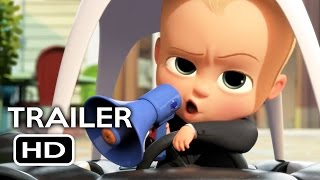 Download The Boss Baby Official Trailer #2 (2017) Alec Baldwin, Lisa Kudrow Animated Movie HD Video