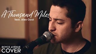 Download A Thousand Miles - Vanessa Carlton (Boyce Avenue feat. Alex Goot acoustic cover) on Spotify & Apple Video