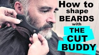 Download HOW TO TRIM AND SHAPE BEARDS with THE CUT BUDDY | WEZSTYLES Video