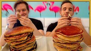 Download PANNKAKS CHALLENGE - Nytt Sverigerekord på restaurangen! Video
