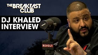 Download DJ Khaled Speaks On His Relationship With Birdman, His New Jordan Sneaker & Dropping New Music Video