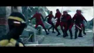 Download G.I. Joe Retaliation - Sword Fight in the Mountain Video