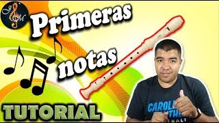 Download Como tocar NOTAS EN FLAUTA dulce | Tutorial principiantes Video