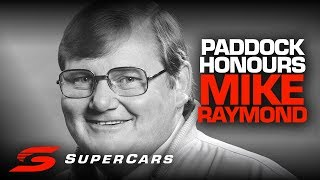 Download Supercar paddock legends honour Mike Raymond   Supercars Championship 2019 Video