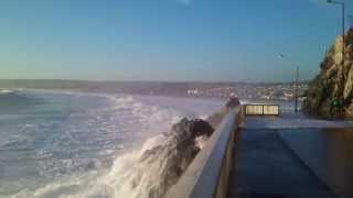 Download ROMPEOLAS DE CARTAGENA, CHILE. Video
