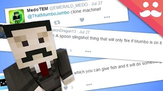 Download I Build Your INSANE Redstone Ideas in Minecraft! Video