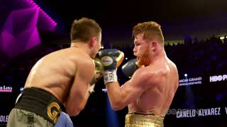 Download The Fight Game: Canelo vs. Golovkin Lookback (HBO Boxing) Video