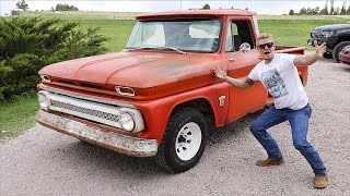 Download DO YOU WANT THIS TRUCK??? *1964 Chevy C10 stepside* Video