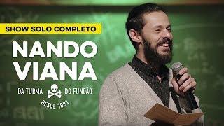Download SHOW COMPLETO Nando Viana - Da Turma do Fundão desde 1981 Video