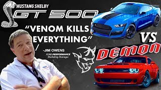 """Download 2019 Shelby GT500: """"Venom Kills Demons"""" TRUTH REVEALED! (New Video + New Leak From Jim Owens) Video"""