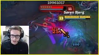 Download TSM Bjergsen + Lethality 7.14 = ??? | SSG Crown Vs SKT Faker - Best of LoL Streams #141 Video