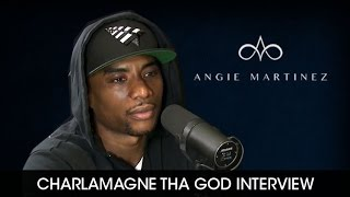 Download Charlamagne Talks Being Wendy Williams Protege Video