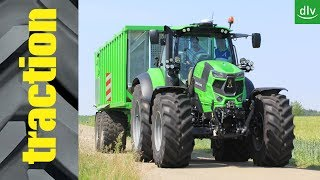 Download Deutz-Fahr Agrotron 7250 TTV im traction Erstkontakt Video