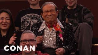 Download We Found A Willing Inauguration Performer In The Audience - CONAN on TBS Video